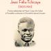 """Vient de paraître : le livre """"Jean Félix-Tchicaya"""""""