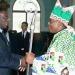 Insolite : En  Guinée équatoriale, pas de soutane blanche ou mauve pour les Evêques