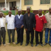 Souvenir : quatre anciens joueurs du Congo honorés par Claude Ernest Ndalla