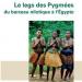 """Le chercheur Victor Bissengué présente """"Le legs des Pygmées du berceau nilotique à l'Egypte"""" ( L'Harmattan)"""