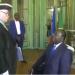 Congo-B : Clément Mouamba, un genou à terre