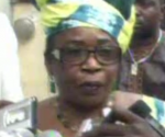 Législatives congolaises: Antoinette Tiele Ngambio compte sur Dieu pour sa réélection