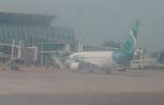 Congo – Aéroport de Brazzaville : Avions Ecair, deux « tombes ailées » sur le tarmac