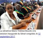 Légère percée des femmes au sein du Parlement à Brazzaville