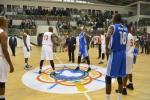 Cambasket : le Congo bat la Guinée en match d'ouverture et Sassou en est honoré