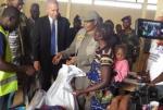 Congo-B : lancement du projet d'assistance aux déplacés du Pool
