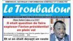 Congo-B-Médias : Philippe Mvouo suspend l'hebdomadaire Le Troubadour