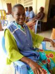 Dossier #PourChaqueEnfant : Valina Baniekona, une éducatrice passionnée
