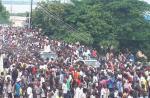 RDC : nouvelle attaque policière à Kalemie contre le cortège du candidat Fayulu