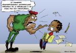"""Interview. """"Au Congo, les dessinateurs ont peur pour leur vie"""""""