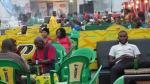 Dans la folle ambiance des «kermesses» de Brazzaville