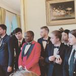 Congo-B-Diaspora : le Congolais Fordice Juvenal Bama remporte le Championnat du Monde des Maîtres d'Hôtel