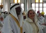 Mariage à Abidjan du célèbre reggaeman Alpha Blondy avec une Tuniso-Italienne