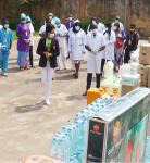 Congo-B-Dons : au CHU de Brazzaville, le « Matalana » de Belinda Ayessa