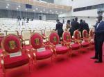 Congo-B-investiture : ces fauteuils que Sassou a commandés pour la circonstance
