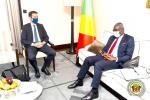 Congo-B-France : à Paris, Anatole Collinet Makosso prêt à croiser le fer avec la « diaspora »