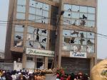Congo-B : les vendeurs ambulants de médicaments vandalisent la pharmacie Tahiti de Bacongo
