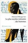 Rentrée littéraire : « La plus secrète mémoire des hommes » de Mbougar Sarr, en lice pour le « Prix Goncourt 2021 »