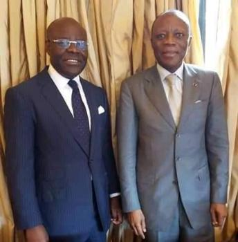 Congo-B : L'hommage du Général Jean-Marie Michel Mokoko à Marc Mapingou